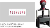 H-61608 Heavy Duty Self-Inking Numberer