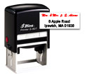 S-8277A - S-827 Two Color Stamp 7A