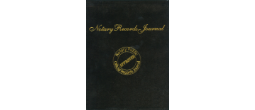 Notary Journals