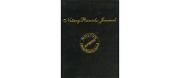 Notary Journals
