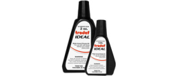 Ideal/Trodat Premium Stamp Ink, 1 oz Bottle, Available in Black, Blue, Red, Green, Brown, Orange, Violet and Hot Pink.
